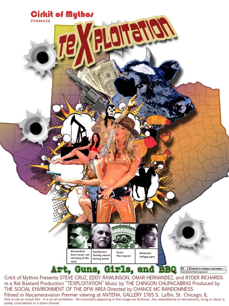 texploitation poster